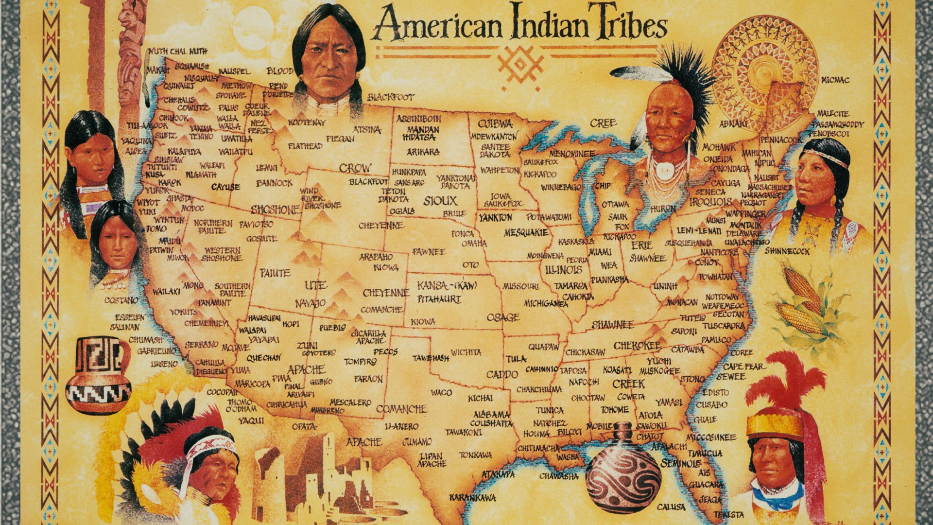 5 Lies You Were Taught In School About Native Americans