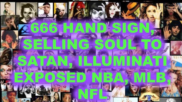 NBA Satanic Ritual Sacrifice
