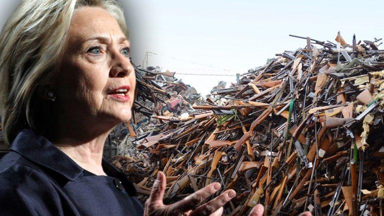 Clinton Delegate Explains How Democrats Will Ban All Guns