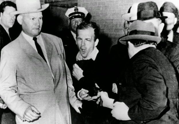 Lee Harvey Oswald Proved Innocent: He Worked for RFK & Saved JFK from Assassination in Chicago