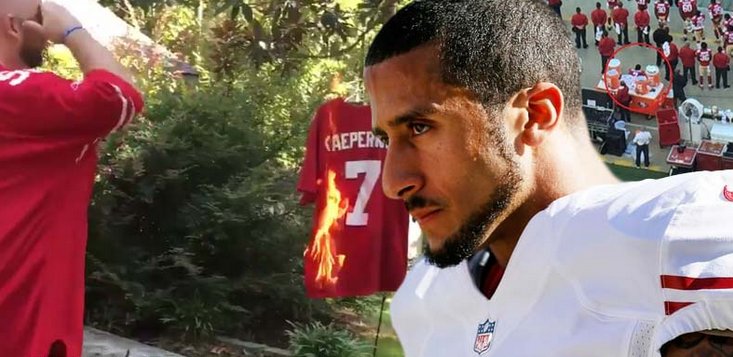 49ers QB Won't Back Down, Says He'll Continue to Sit for National Anthem Until the Brutality Stops