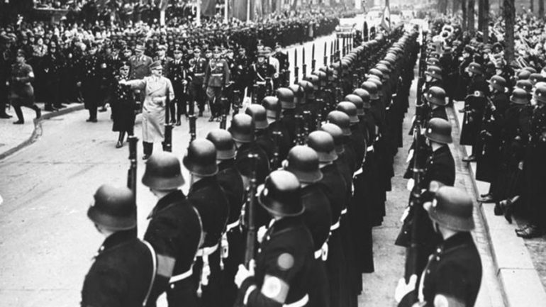 25 Nazi Waffen SS Veterans Found Living Freely in Britain