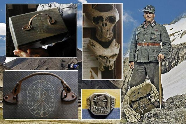 Russian Skull Discovery Raised Eyebrows Of Every Scientist….Secret Nazi Institution And The Search For The Origin Of Mankind