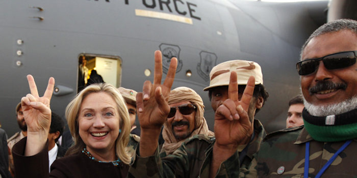 Clinton Was Director Of Company That Donated Money To ISIS