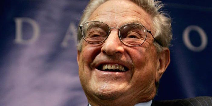 George Soros: 'I Am A God, I Created Everything'