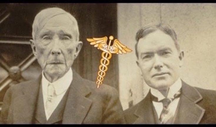 Western Medicine is Rockefeller Medicine