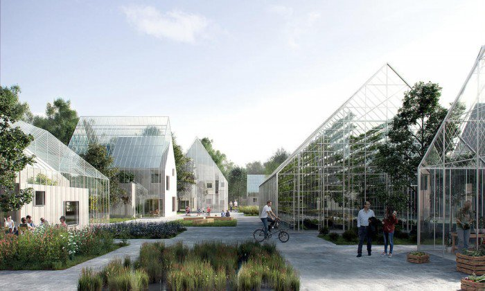 100% Self-Reliant Town in the Netherlands Will Live Off-Grid, Producing All of Its Own Energy and Food