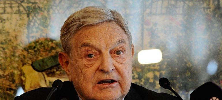 Leaked Memo Reveals Soros Plan For U.S. Federal Police Force