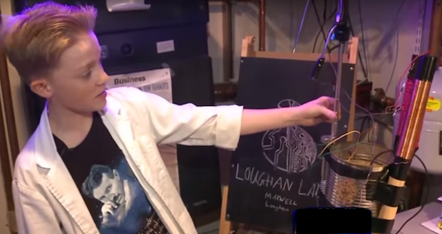 13 Year Old Physicist Has A Mindblowing Theory On God
