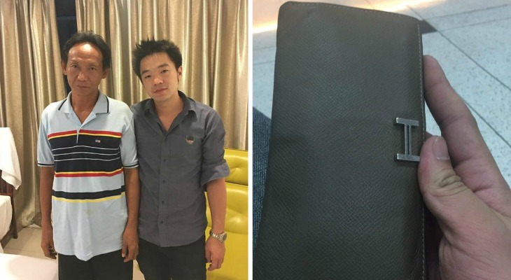 Homeless Man Receives Job And Apartment For Turning In Designer Wallet He Found