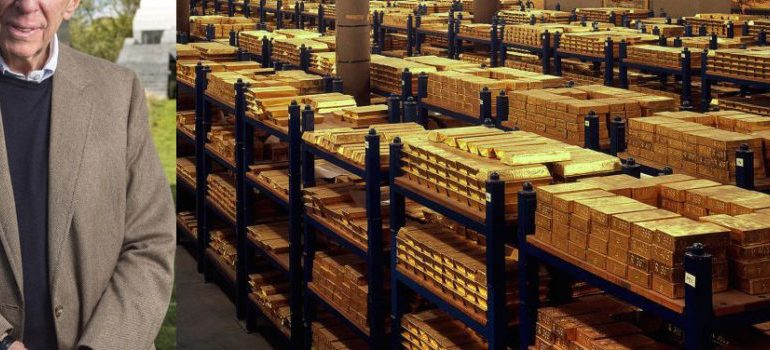 Jacob Rothschild Ditches Dollar In Favour Of Gold