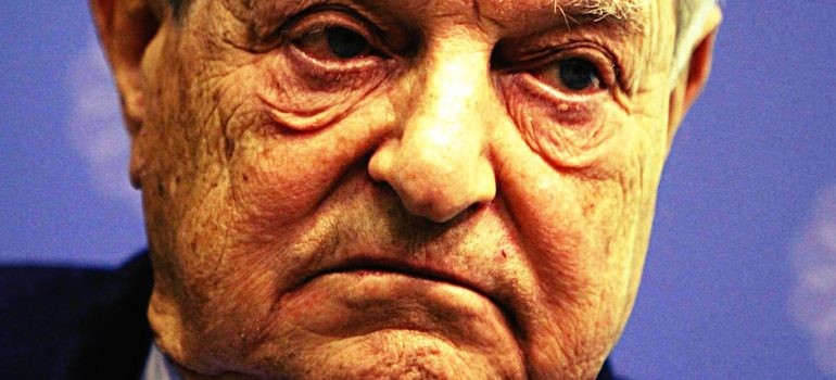 George Soros Caught Yanking Clinton's Puppet Strings