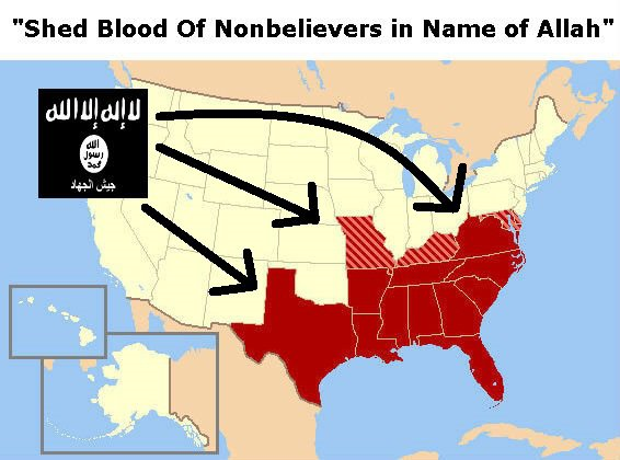 "FBI Released ISIS ""Kill List"" Just Minutes Ago, 13 States In IMMEDIATE Danger"