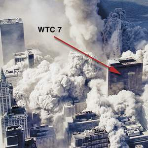 Camera Man Goes Inside WTC 7 Before the Second Tower Falls