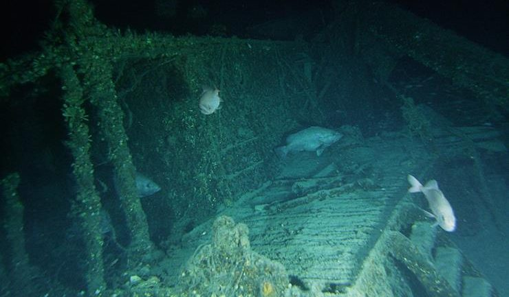 What They Found Inside This Nazi U-Boat Near North Carolina Is Creepy