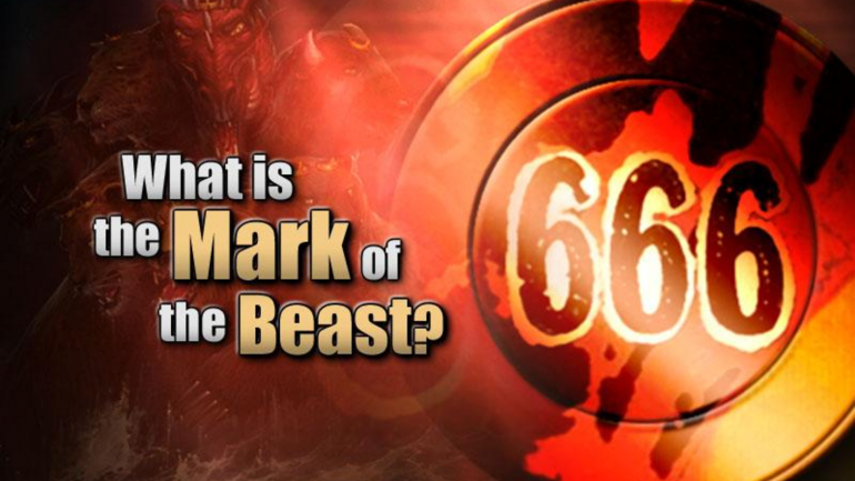 Mark of The Beast – It's Not a Computer Chip