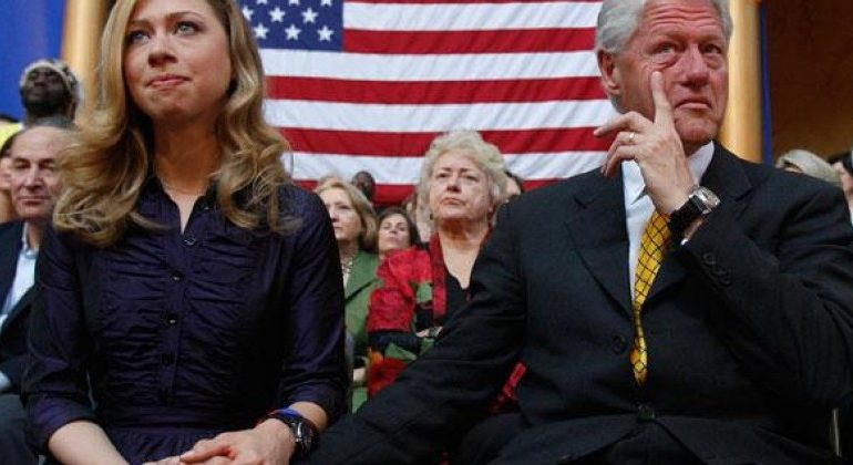"ALLEGED BILL CLINTON RAPE VICTIM RESPONDS TO CHELSEA: ""YOUR FATHER IS A SEXUAL PREDATOR"""