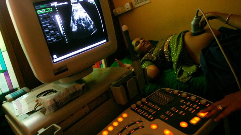 Ultrasound in 1st Trimester of Pregnancy Linked To Autism