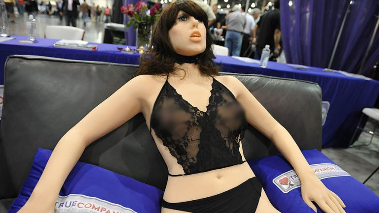 'Robotic Sex May Become Addictive as Sexbots Can't Say No'