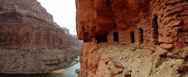 Ancient Hopi Claim Their Ancestors Came From The Inner World