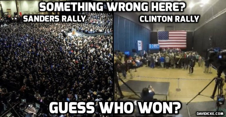 entire-us-presidential-election-is-fake-from-start-to-finish-sanders-vs-clinton-rallies-768x399