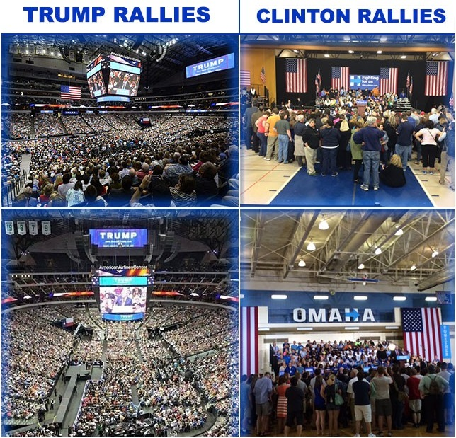 entire-us-presidential-election-is-fake-from-start-to-finish-trump-vs-clinton-rallies-1