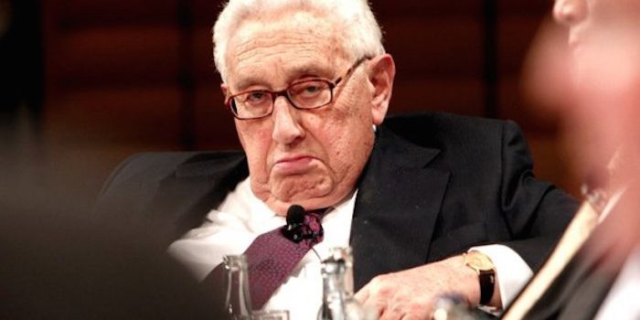 Former Kissinger CEO Says The World Is Run By 30 Families