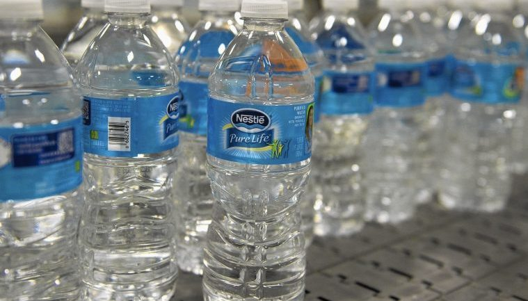 BOTTLED WATER EXPOSED A LIST OF BRANDS TO AVOID REVEALED BY EXPERTS