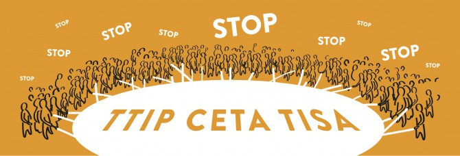 Exposing The 'Three Ugly Sisters': TTIP, CETA and TISA