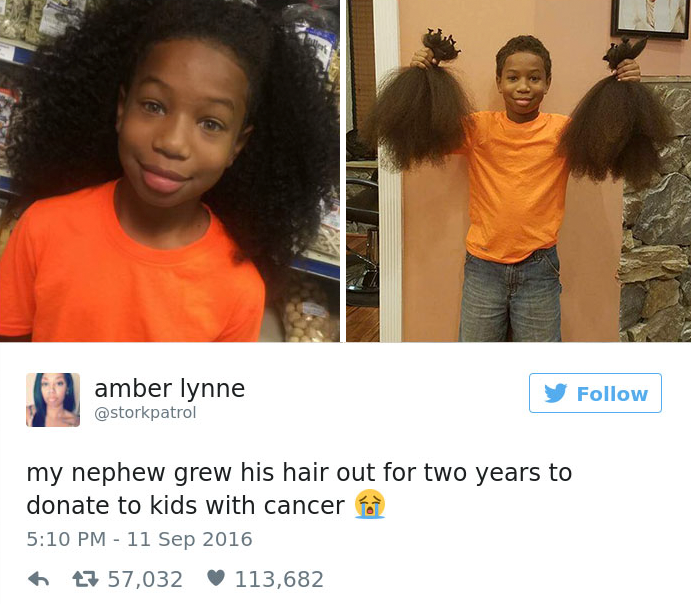 this-8-year-old-boy-spent-2-years-growing-his-hair-to-make-wigs-for-kids-with-cancer-bored-panda