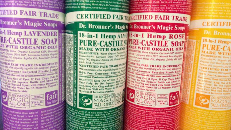 7 Reasons To Choose Castile Soap, And 18 Ways You Can Use It