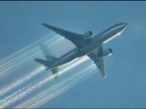 NASA Admits To Spraying Americans With Poisonous Chemtrails