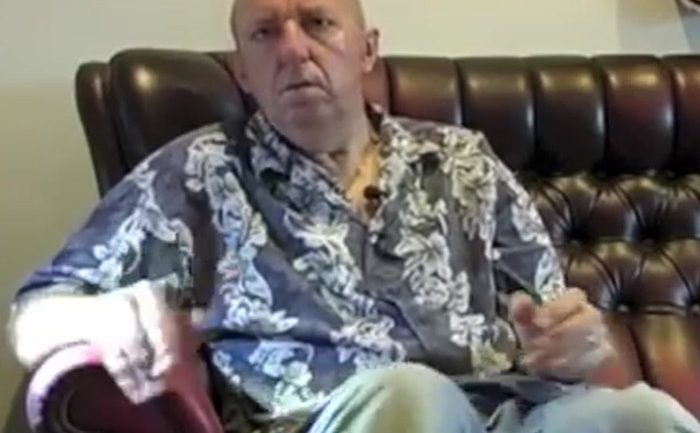 Watch Amazing Before And After Affects As Man Takes Cannabis For Parkinsons