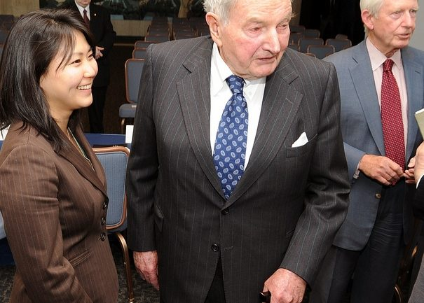 David Rockefeller Breaks Record for Most Heart Transplants at Age 101