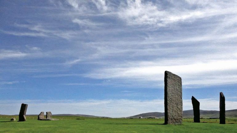 Scotland's Standing Stones Really Were Astronomical Devices