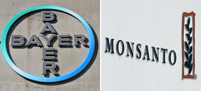Bayer Confirms Monsanto Take Over With $66 Billion Bid