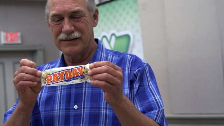 This Man Turned A Candy Bar Into A $4 Million Jackpot