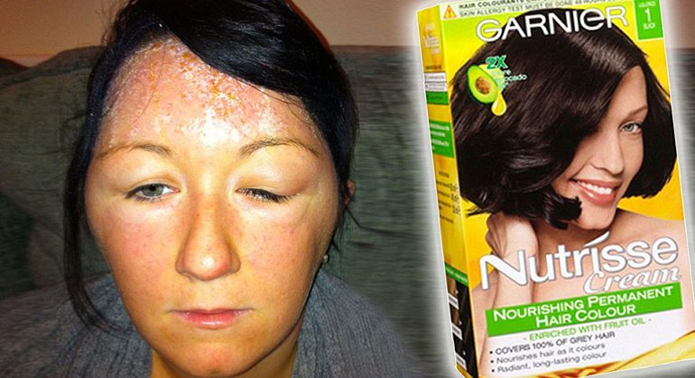 Hair Dyes Are FILLED With 5000 Types of Cancer Causing Chemicals