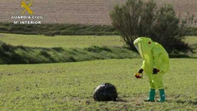 "What On Earth Are These Mysterious ""Space Balls"" That Keep Landing In A Village In Spain?"