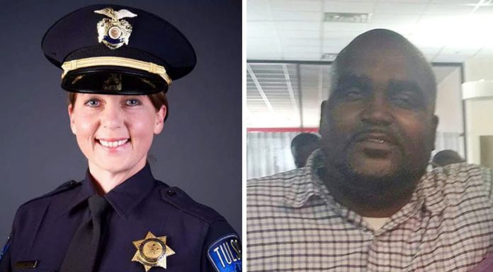 Tulsa Cop Who Shot Terence Crutcher Charged With 1st Degree Manslaughter