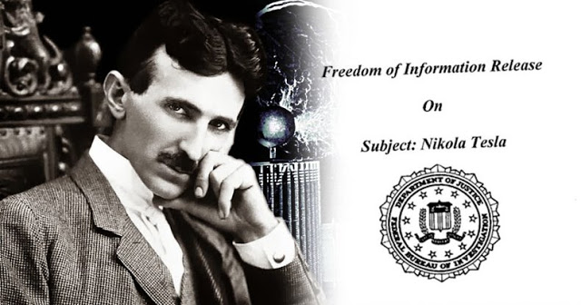 FBI Finally Releases Tesla Documents on Death Ray, Ball Lightning and More