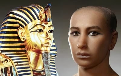 King Tut Was Eastern European, According To The DNA Results
