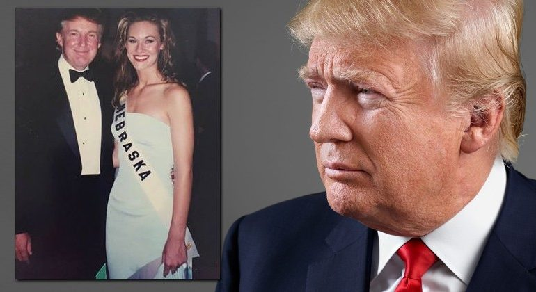 """FORMER MISS TEEN SLAMS MEDIA WITCH HUNT AGAINST TRUMP: HE WAS """"AN ABSOLUTE GENTLEMAN"""""""