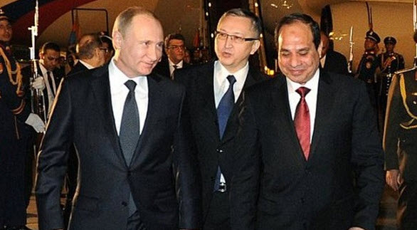 Russia Is Quietly Winning The Middle East — and Nobody Is Talking About It
