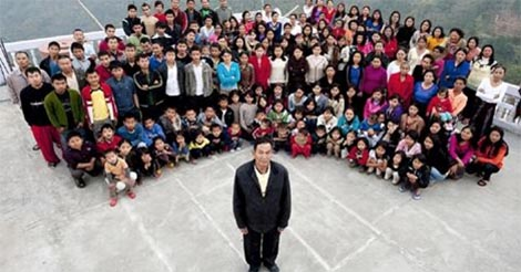 This Man Has 39 Wives, And You Won't Believe How Many Children