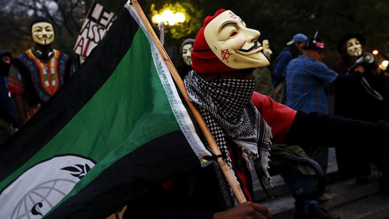 Anonymous Claims It Took Down Ecuadorian Govt Webmail After Embassy Banned Assange From Internet