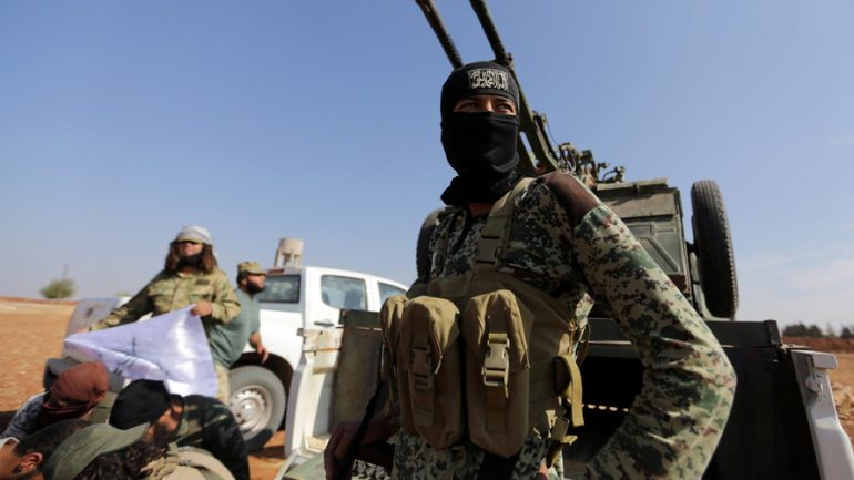 US Considered Arming Syrian Rebels Against Russian Planes & Artillery