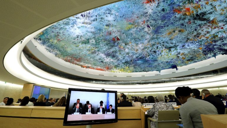 Over 80 NGO's Call For Russia To Be Dropped From UN Rights Council Over Syria
