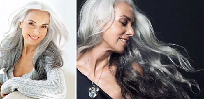 59 Year Old Grandmother Still Going Strong As A Fashion Model