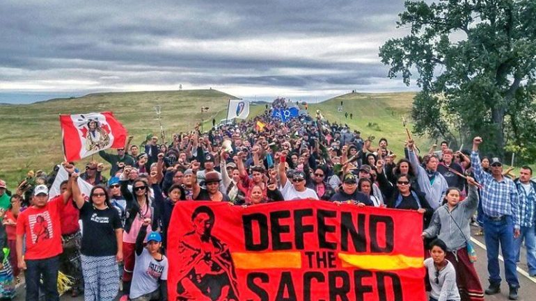 The Craziest Story from the Dakota Access Pipeline Was Completely Ignored by the Media